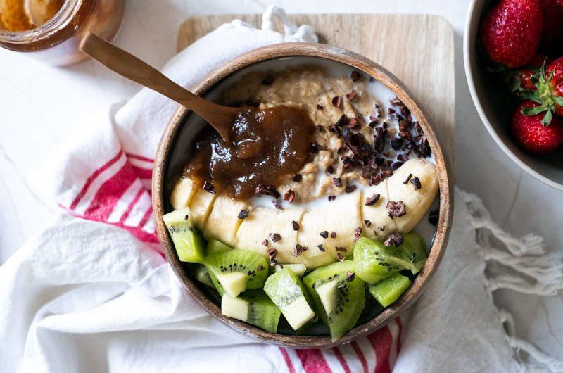Porridge clásico