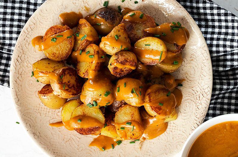 Patatas bravas (a mi manera :)