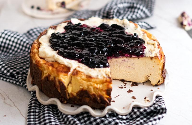 Cheesecake brutal